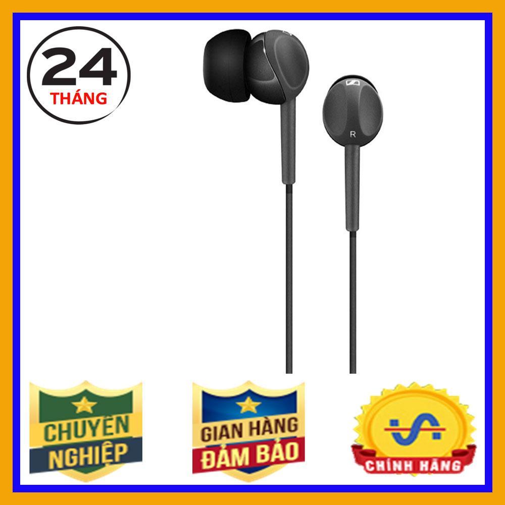 Tai nghe nhét tai có dây Sennheiser CX 213 (màu Đen) - SIÊU KHUYẾN MÃI