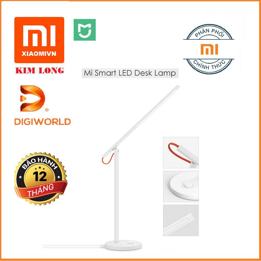 Đèn Led thông minh để bàn Xiaomi Mi Smart LED Desk Lamp Version 2 - DigiWorld phân phối