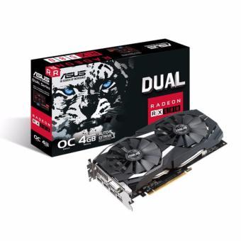 Card màn hình ASUS Radeon RX 580 8GB DUAL
