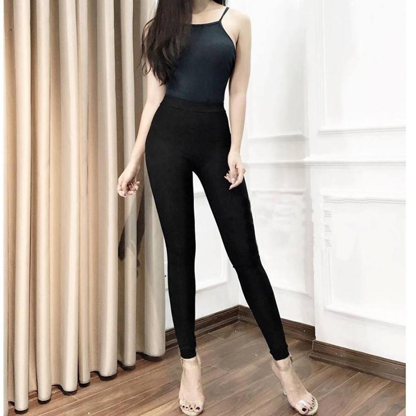 Quần legging nâng mông loại 1 QG4 , quần tạo đường cong, quần ôm sát + tặng thẻ tích điểm shoptienich92
