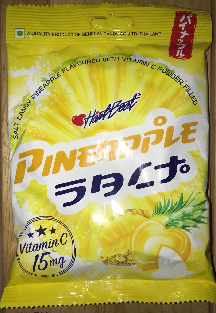 Kẹo Dứa Muối Thái 120gr