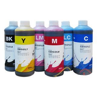 Mực in InkTec Hàn Quốc 1 Lít dùng cho tất cả máy in phun màu Epson L805 L1800 1430 1390 L110 L220 L310 L360 L365 L805 L1300... (Bộ 6 màu xanh,đỏ,vàng,đen mỗi chai 1Lit) thumbnail