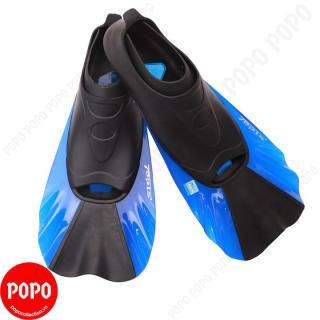 Chân vịt lặn biển, chân nhái lặn biển, chất liệu silicone ôm chân thoải mái vận động POPO Collection thumbnail