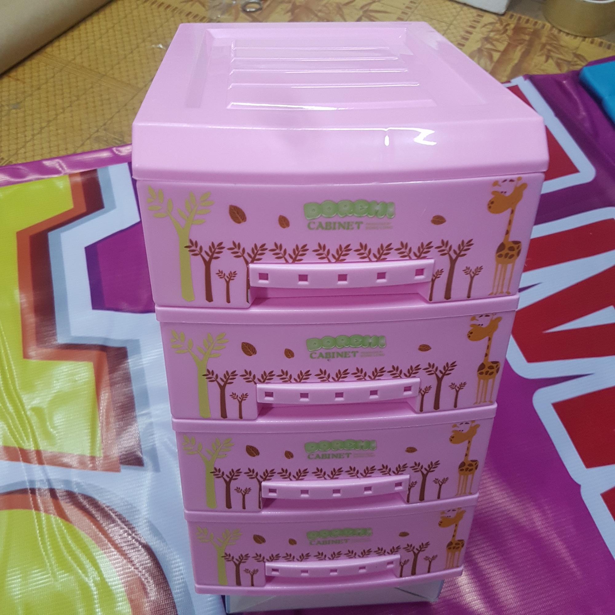 tủ nhựa mini songlong cao cấp 18cm x 23cm x 30cm(TỦ MINI ĐỰNG MỸ PHẨM ,TỦ Y TẾ KHÔNG ĐỰNG QUẦN ÁO ĐƯƠC CÁC BẠN NHÉ)