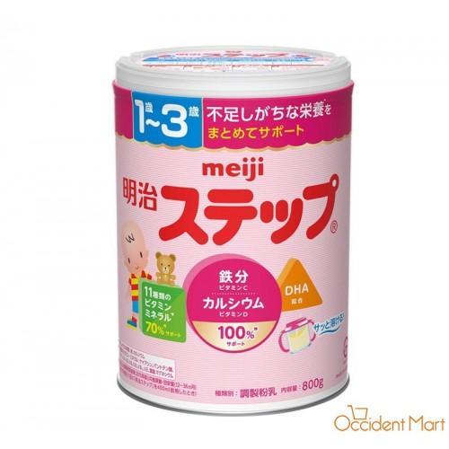 Meiji số 9 800g trẻ từ 1-3 tuổi