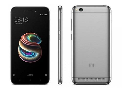 Xiaomi Redmi 5A Ram 2GB Rom 16GB (tặng ốp lưng, cường lực)