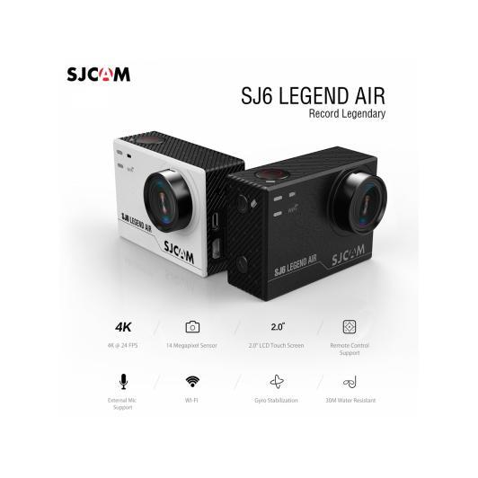 Camera Hành Trình Sjcam Sj6 Legend Air Wifi 4K