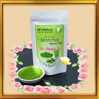 Bột trà xanh Matcha nguyên chất thumbnail