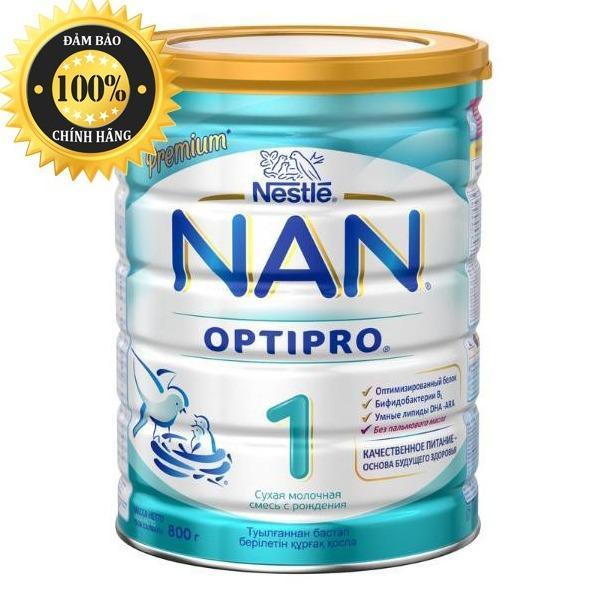 Sữa Nan Nga số 1 800g