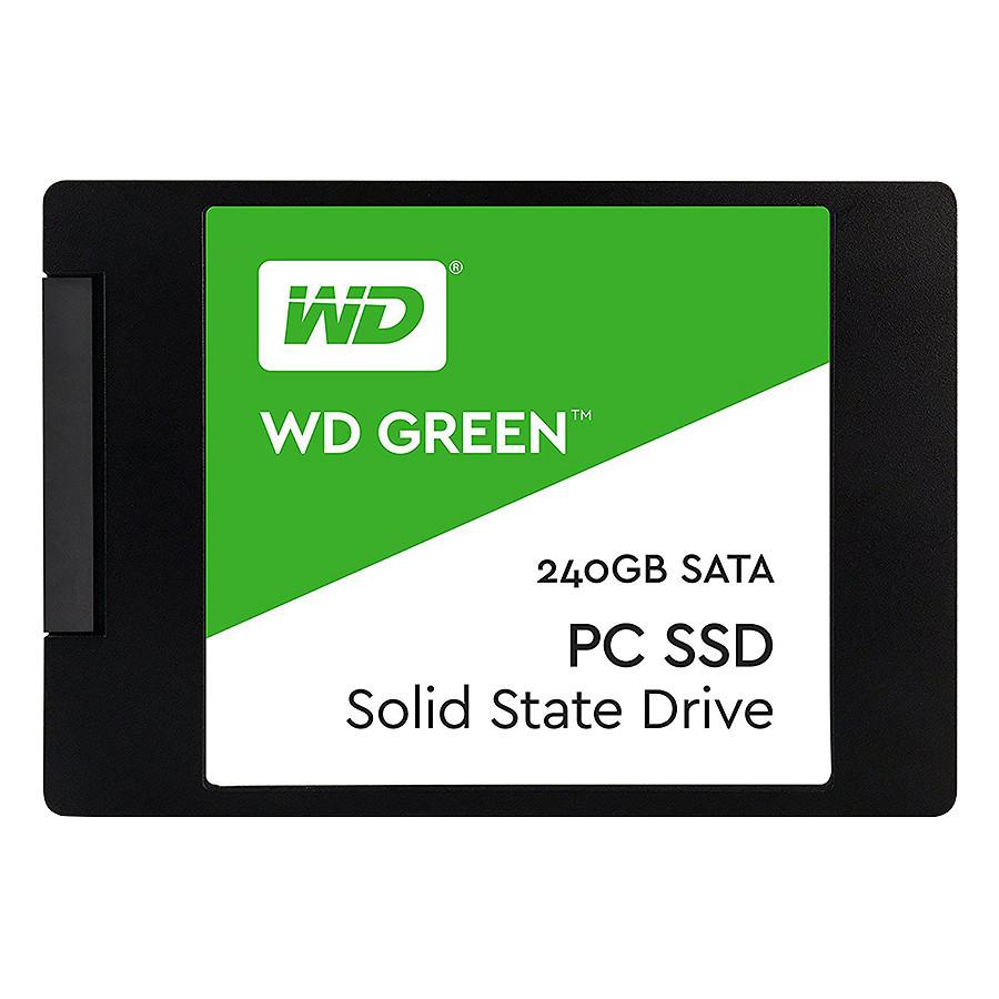Ổ Cứng SSD WD Green 120GB 3D NAND