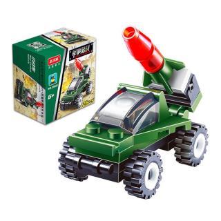 [Lấy mã giảm thêm 30%]Đồ chơi lắp ráp trẻ em - xe đua-xe tăng-xe cảnh sát- LEGO STYLE Chất liệu nhựa ABS kích thước chuẩn quốc tế thumbnail