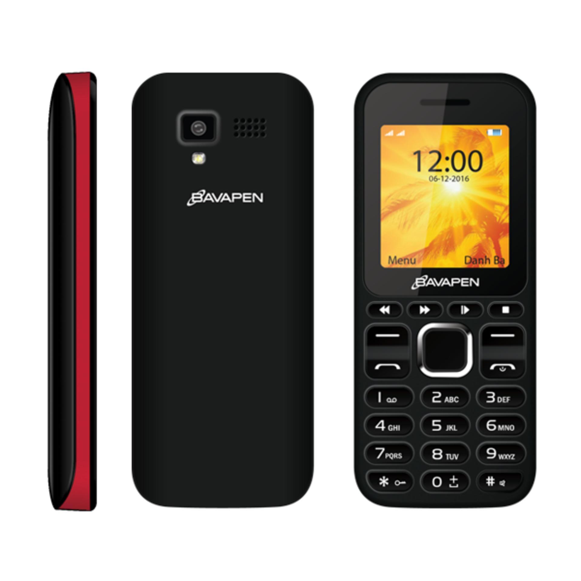 Điện thoại bavaben b11 2 sim fullbox bảo hành 12 tháng