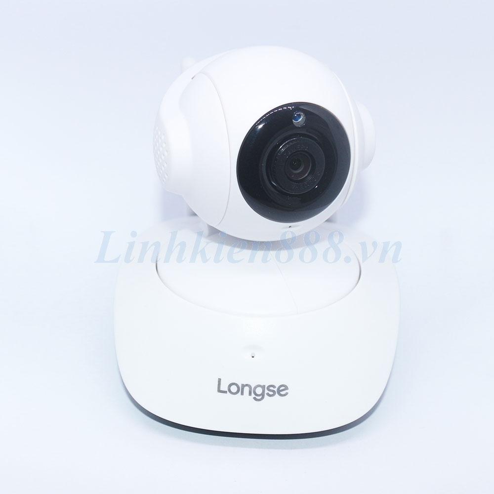 Camera Wifi 1080P Loại Quay Quét Dùng Độc Lập, Kèm Thẻ Nhớ 16G