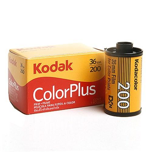 Phim cuộn Kodak ColorPlus 200