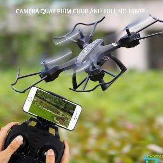 Drone 4 cánh quay phim chụp ảnh full HD Flycam Aerocraft W880-29 thumbnail