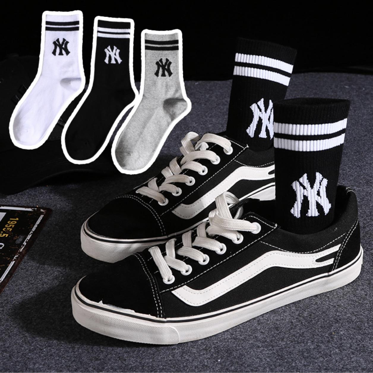 Tất Nam NY New York Crew Socks