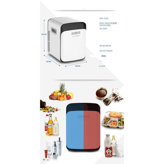Tủ Lạnh Mini Kemin - 15 Lít