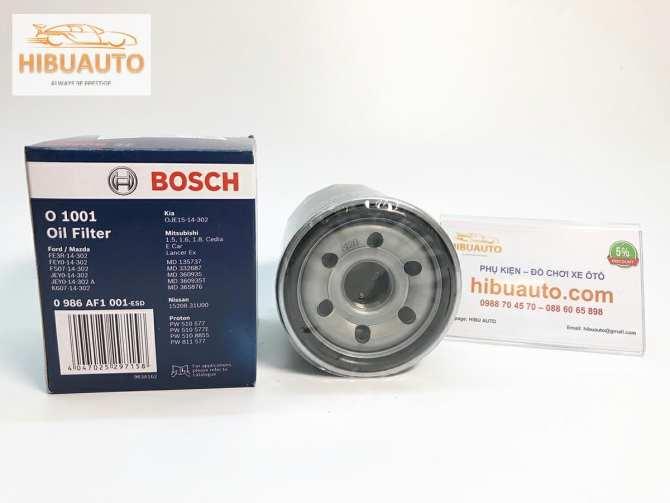 Hình ảnh Lọc Nhớt Bosch Cho Xe Fiat Albea ELX 1.3i O 1001 0 986 AF1 001
