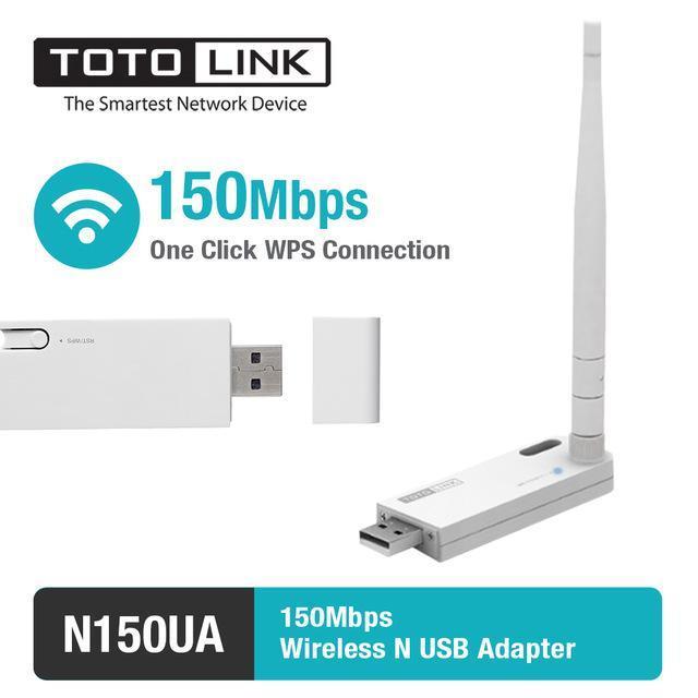 USB Wi-Fi chuẩn N 150Mbps N150UA - Hãng phân phối chính thức