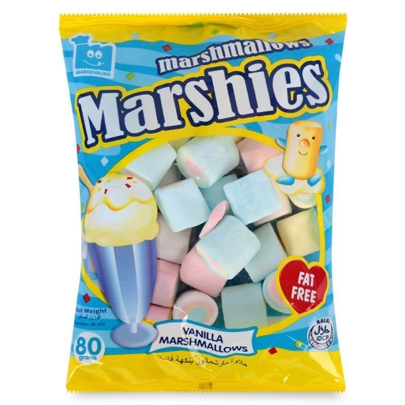 Kẹo Xốp Marshies Hương Vanilla