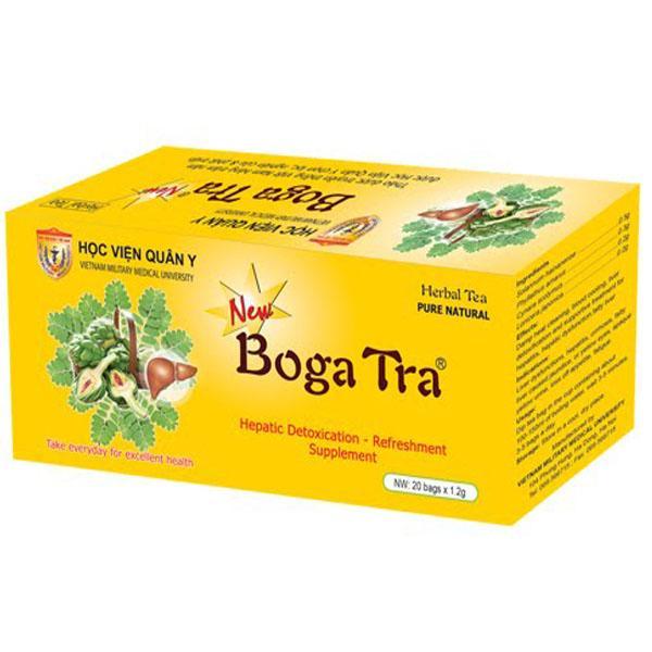 Trà thảo dược Bogatra