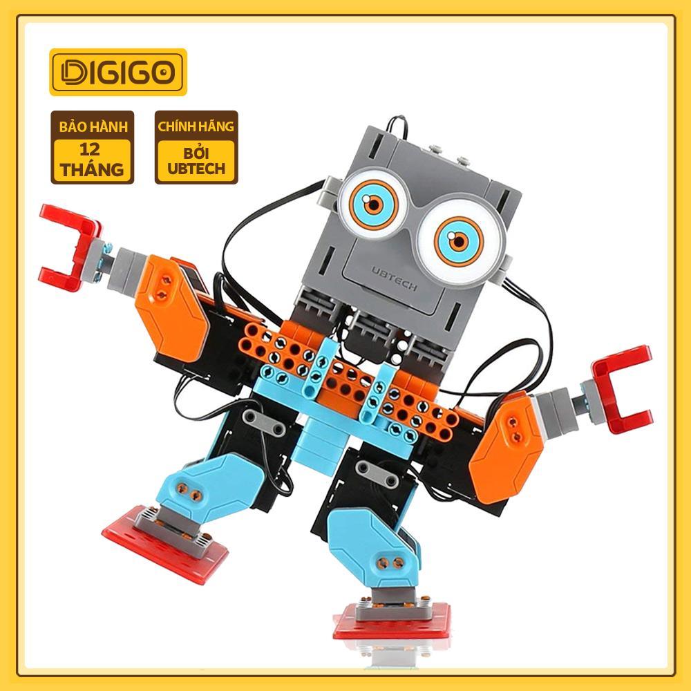 Jimu Robot - Lắp ráp, lập trình và điều khiển...