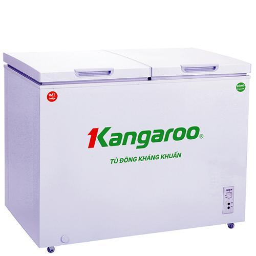 Tủ đông Karoo KG236C2 2 ngăn 2 chế độ 236L