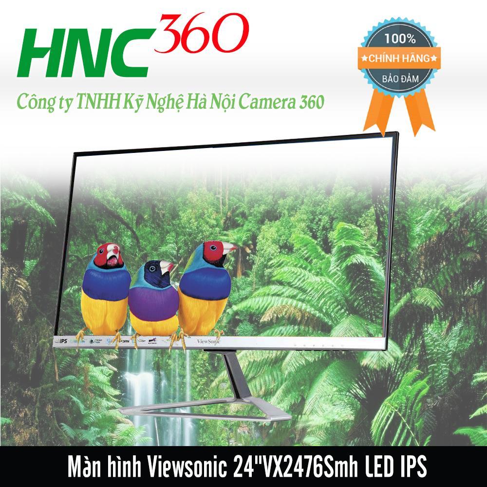 """Màn hình Viewsonic 24""""VX2476Smh LED IPS"""