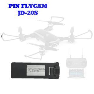 Pin Flycam JD 20S 800mAh, 3,7V, 1S thumbnail