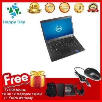 laptop dell cao cấp latitude e5450 (i5-5300u, 14inch, 16gb, ssd 480gb) + bộ quà tặng - hàng nhập khẩu
