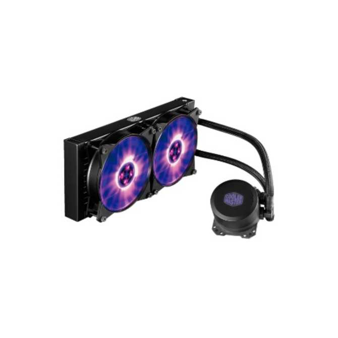 Hình ảnh Tản nhiệt nước CPU Cooler Master MasterLiquid ML240L RGB