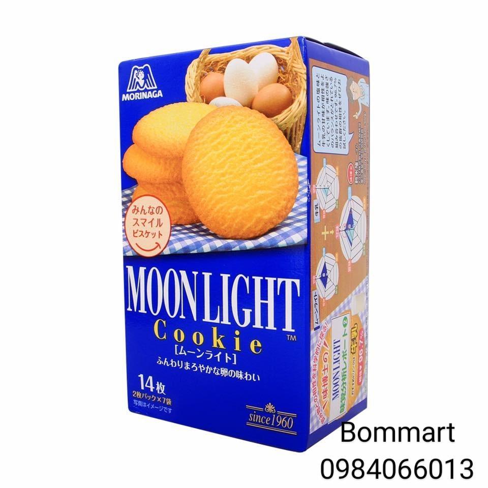 Bánh bầu dinh dưỡng morigana vị trứng cookie nhật bản thơm ngon