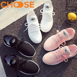 Giày Nữ Sneaker Thể Thao Vải Thoáng Khi Trang Trang Trí Eo Phong Cách Năng Động Khỏe Khoắn 2308 thumbnail
