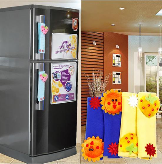 Tay Nắm Tủ Lạnh ( giao màu ngẫu nhiên)