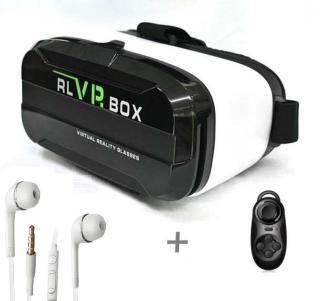 Kính thực tế ảo Vr Box RL 2 và tay game Andoird Bluetooth 3.0 tặng tai nghe J5, mang lại trải nghiệm và chơi trò chơi tuyệt vời thumbnail