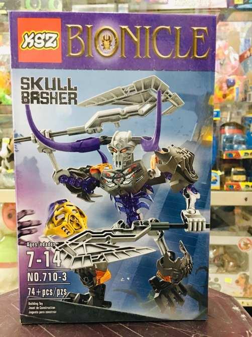 Hộp lắp ráp bionicle 710-3