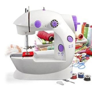 may mai mini, máy may mini, máy may quần áo máy may gia đình giá rẻ thumbnail
