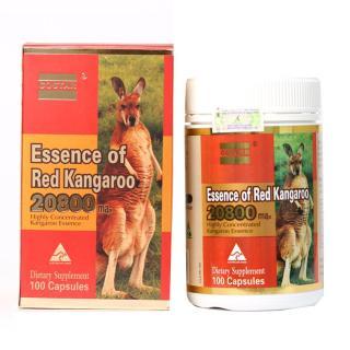 Viên uống Essence of Red Kangaroo 20800 Max (100 viên) thumbnail