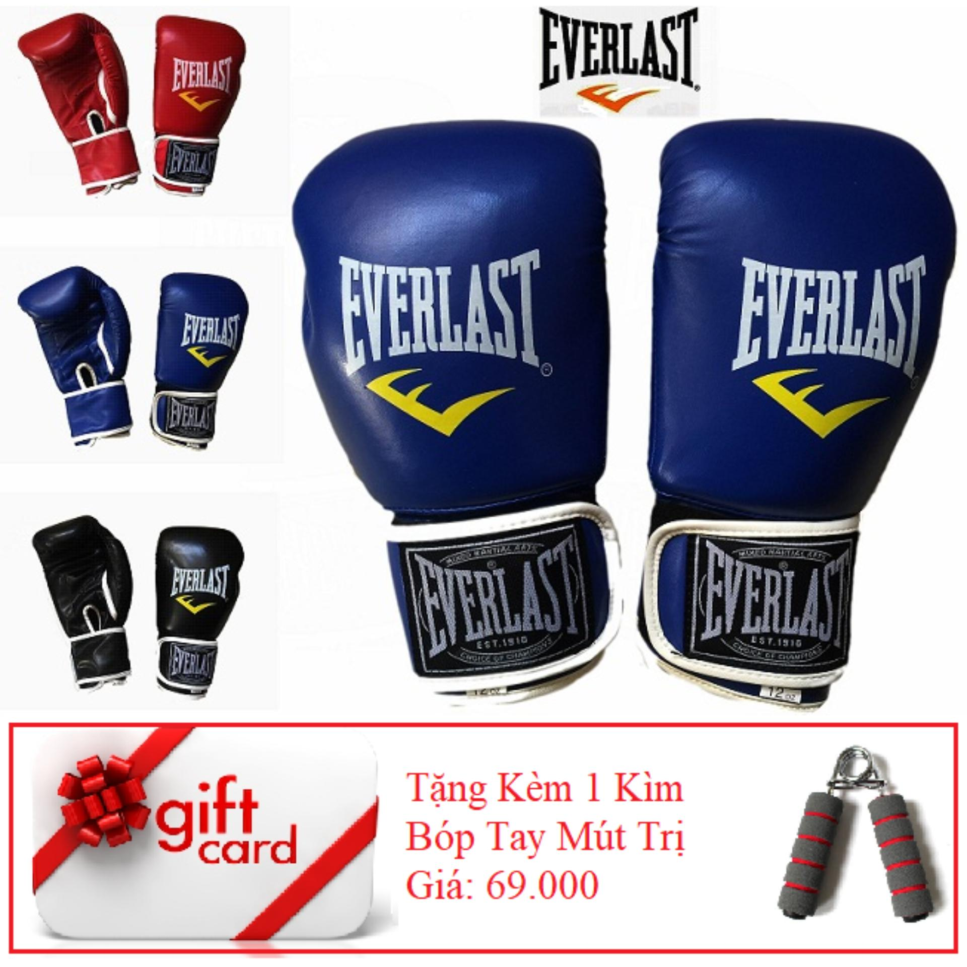 Găng Tay Tập Boxing Cao Cấp
