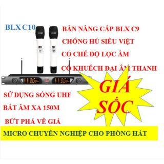 Micro Không Dây SHURE BLXC10 micro giá rẻ micro không dây thumbnail