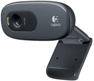 Webcam cho máy tính Logitech C170, C270, C310, C525, C920, C922, C925E, C930E C930C phiên bản mới 2018 [BH 1 năm] 6