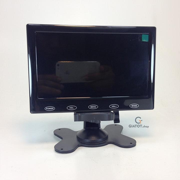 Màn Hình LCD 7 Inch HDMI VGA (đen)