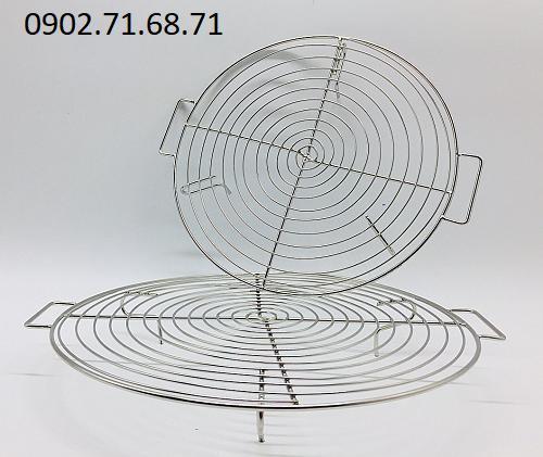 Vỉ nướng cao cấp Dế Mèn size 25cm (Phù hợp bếp size 24)