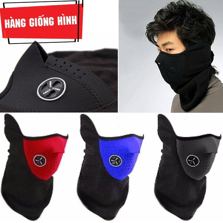 Khẩu Trang Phượt Ninja Kiểu Dáng Hàn Quốc (Kho HCM)