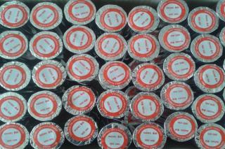 Giấy in nhiệt khổ K57 Oji thùng 50 cuộn loại tốt lõi nhựa thumbnail