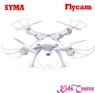Máy bay điều khiển từ xa SYMA X5SW quay phim chụp ảnh Full HD 1080p, kết nối Wifi 2.4G, Return Home thumbnail