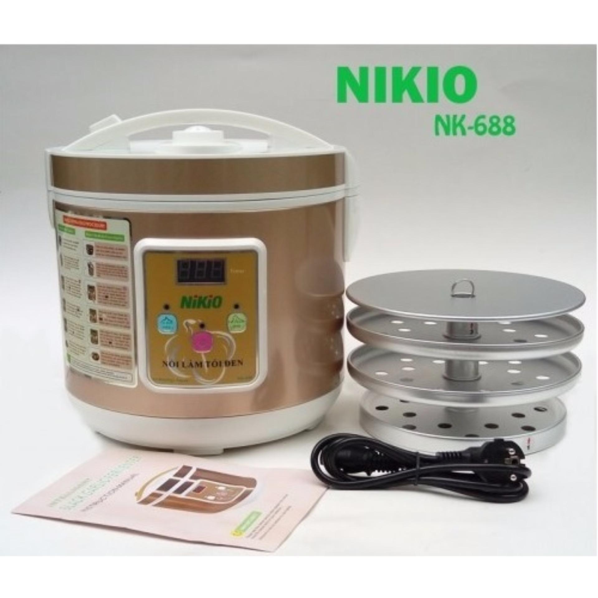 Máy làm tỏi đen gia đình Nhật Bản Nikio NK-688