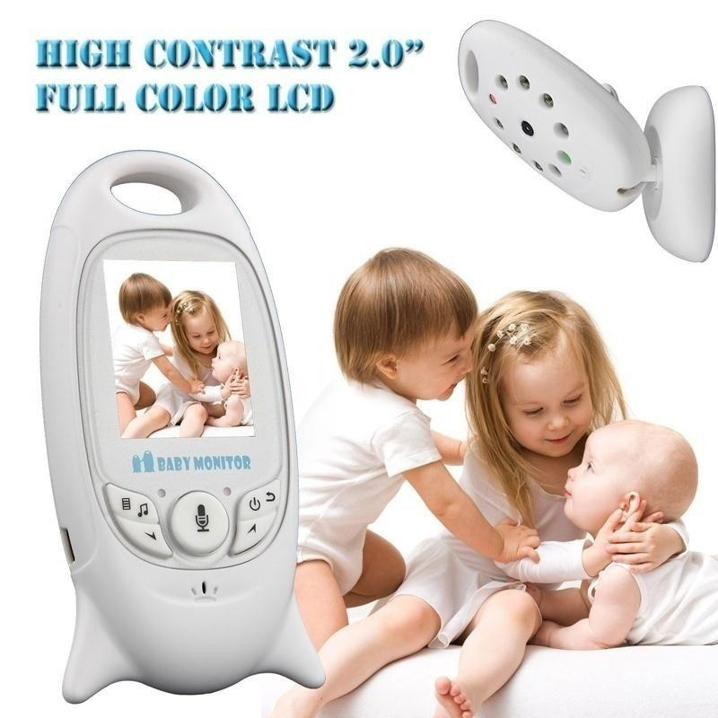 Máy Báo Khóc Em Bé Baby Monitor