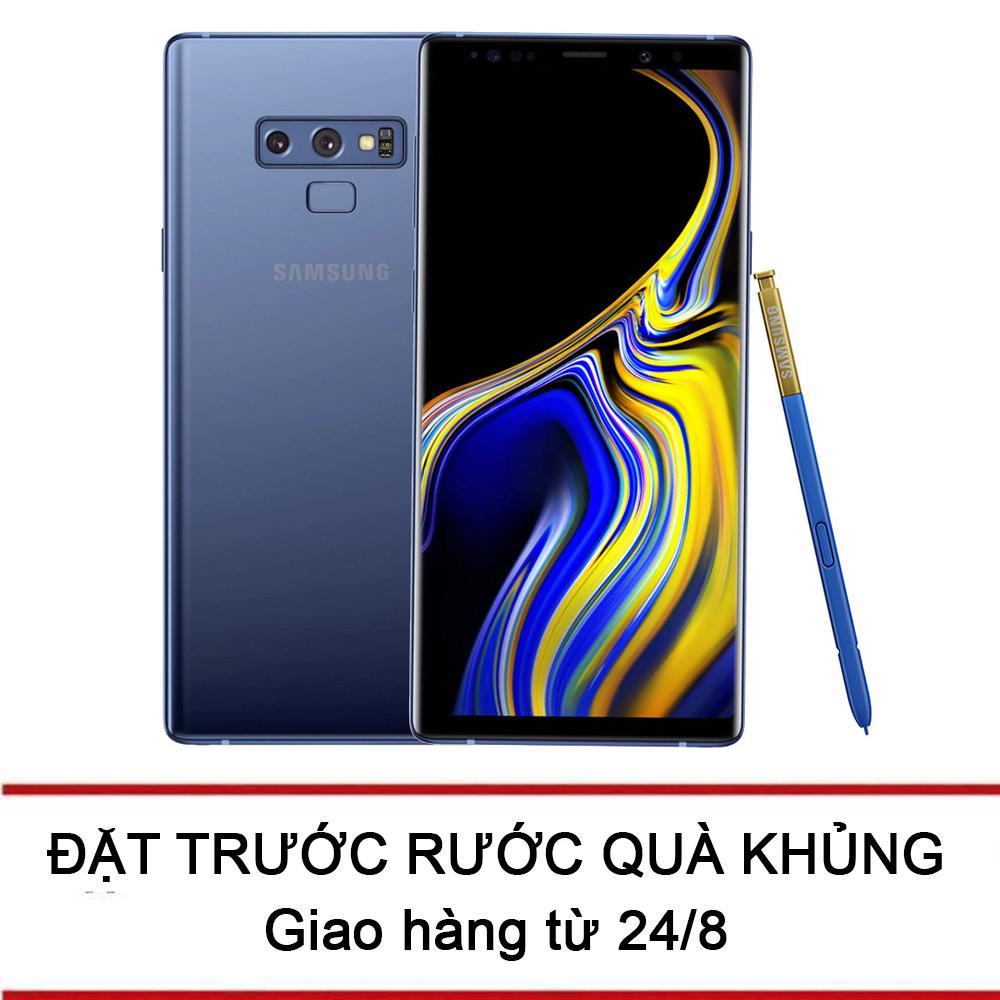 Điện thoại Samsung Galaxy Note 9 - Hãng phân phối...