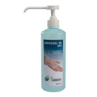 Dung dịch rửa tay khô sát khuẩn Anios Gel 500ml - Pháp thumbnail